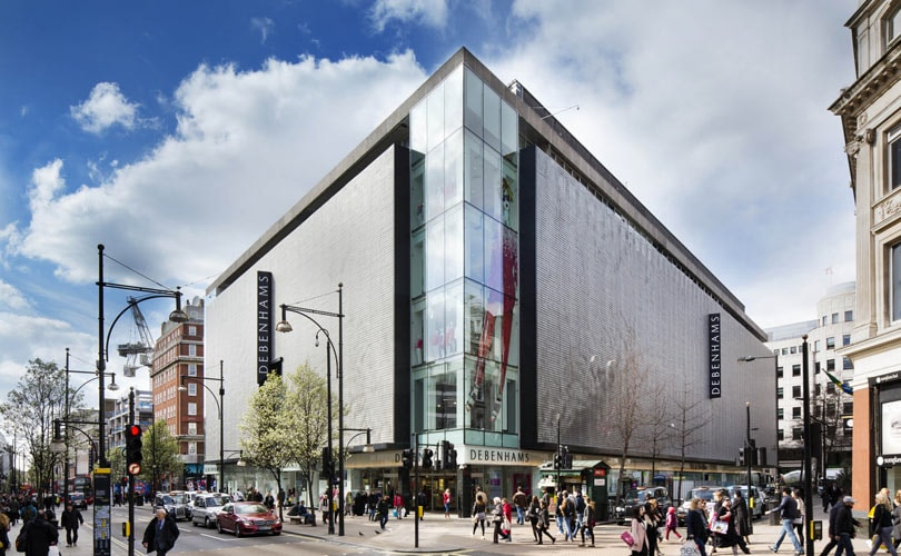 Debenhams falls into administration