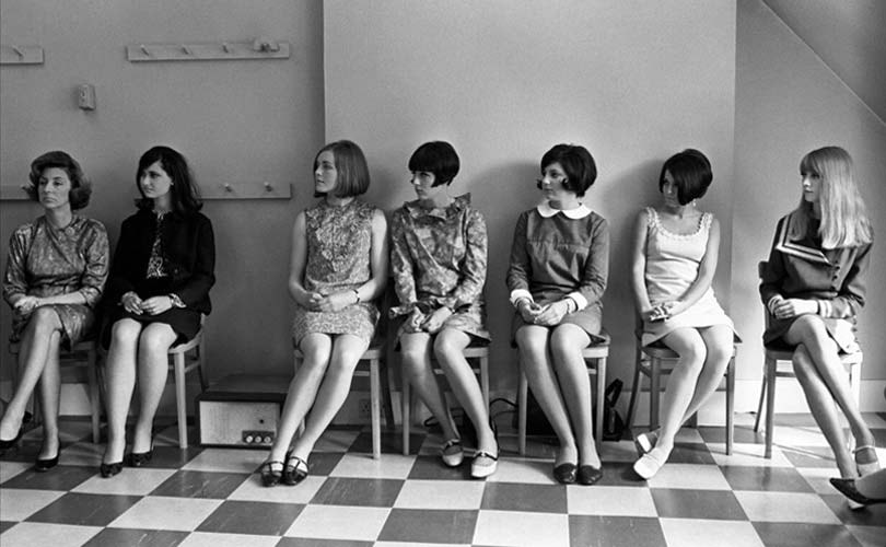 Mary Quant: queen of the mini-skirt