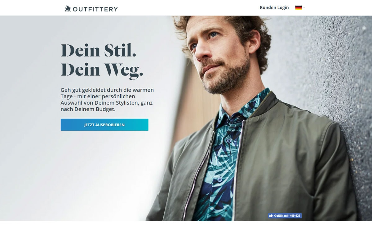 German fashion start-ups Outfittery and Modomoto merge to fight increasing competition