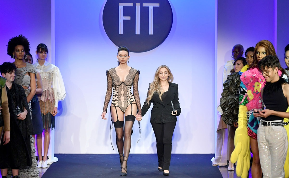 Industry Bonds With Fit For Future Of Fashion Runway Show