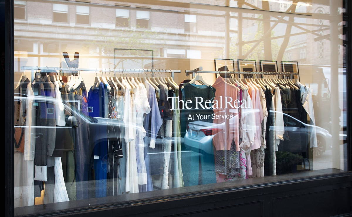 e8d5a53e7 Inside The RealReal's new store in New York City