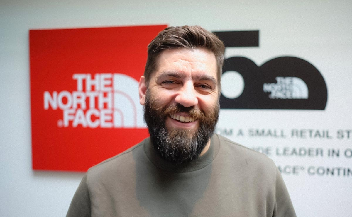 The North Face names new VP of Sales for the EMEA region