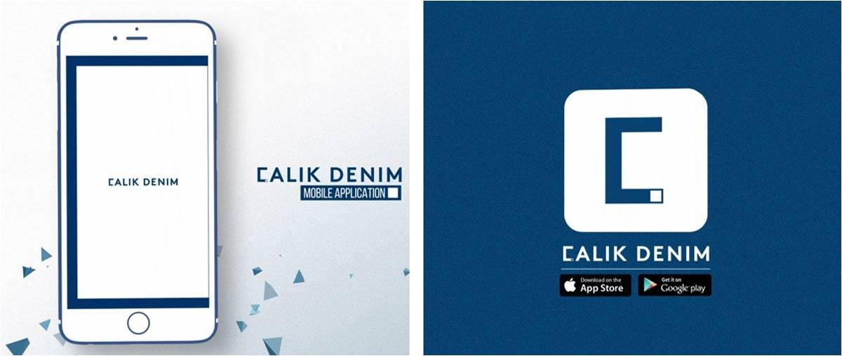 Calik Denim's Revolutionary New Mobile App Launches at Denim