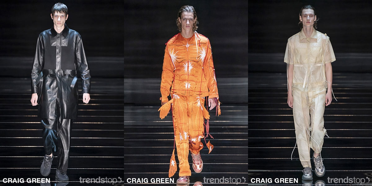 Men's Fashion Week Spring Summer 2020 Overview