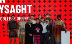 Edinburgh College of Art wins big at Graduate Fashion Week