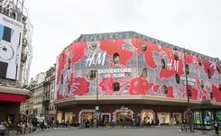 H&M posts 11 percent increase in Q2 net sales