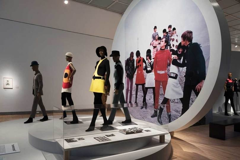 Pierre Cardin honored at the Brooklyn Museum