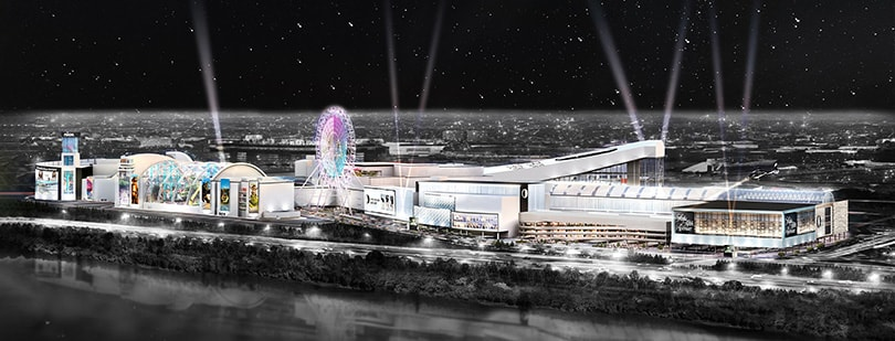American Dream mall to open its doors in October