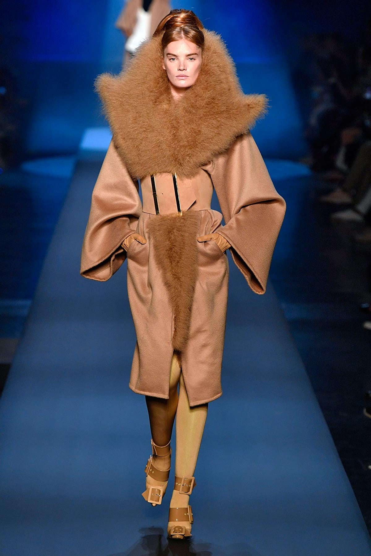 Fashion icon Jean Paul Gaultier says he could go back on fur ban
