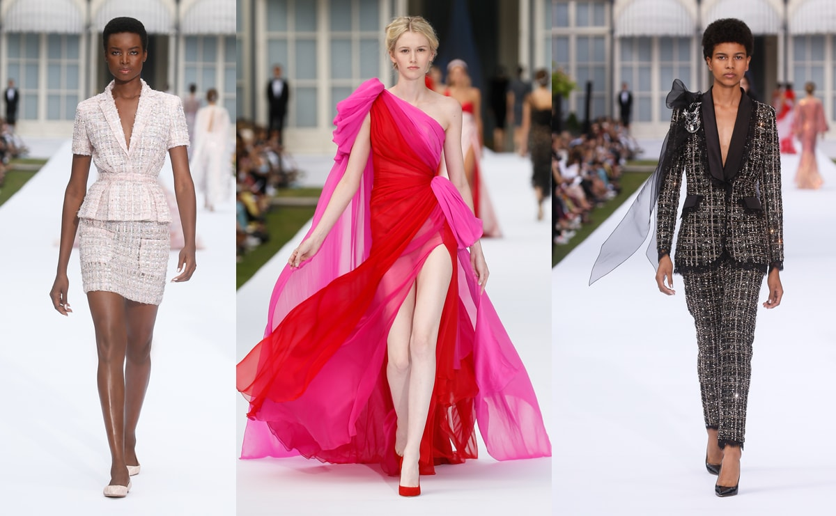 Ralph & Russo taps into Art Deco era with AW19/20 collection