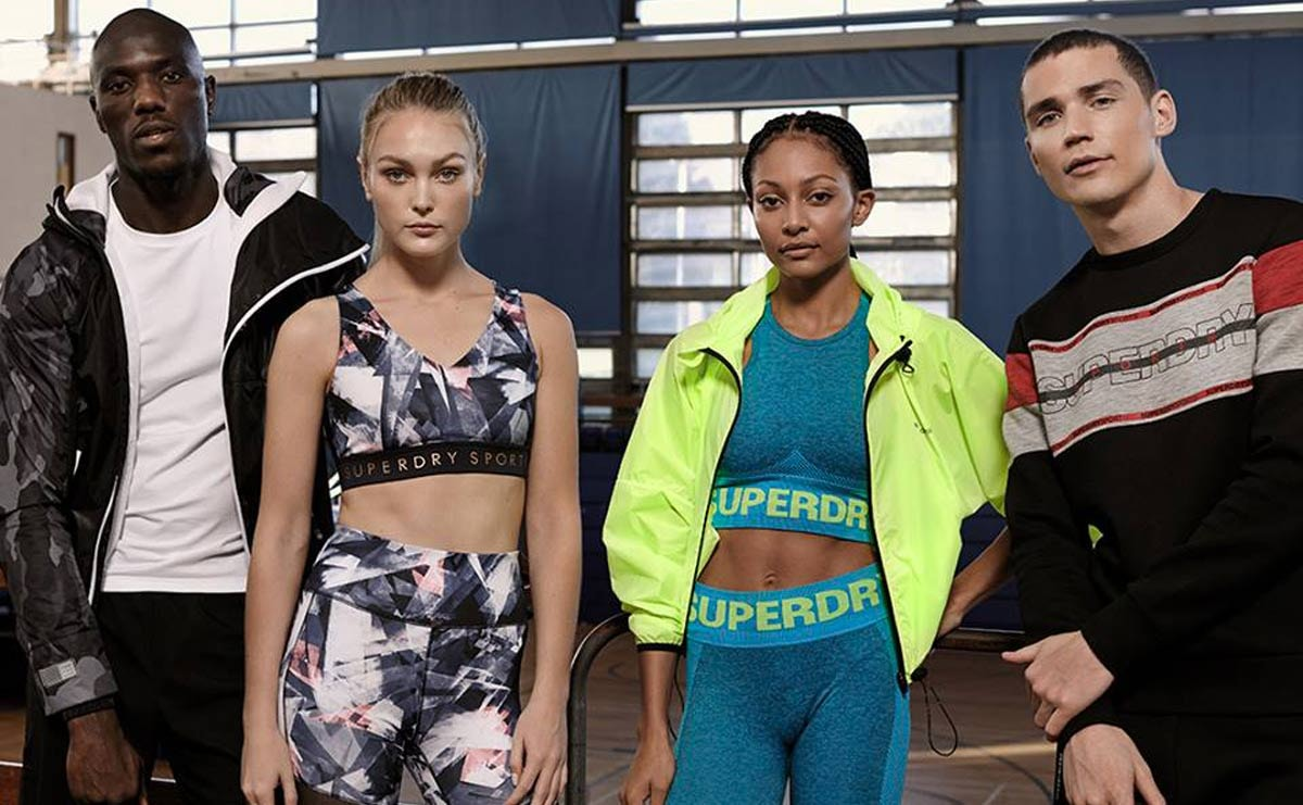 Superdry reports 106 million US dollar loss following difficult year