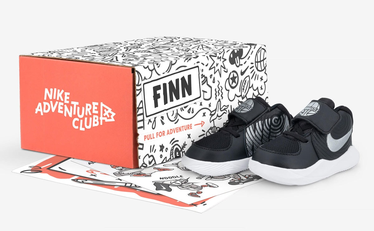 Nike launches footwear subscription service for children