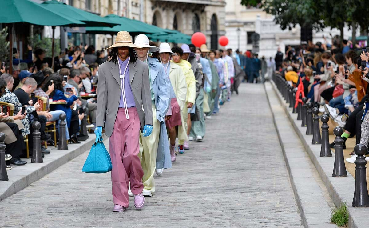 Trend: The return of millennial pink in menswear