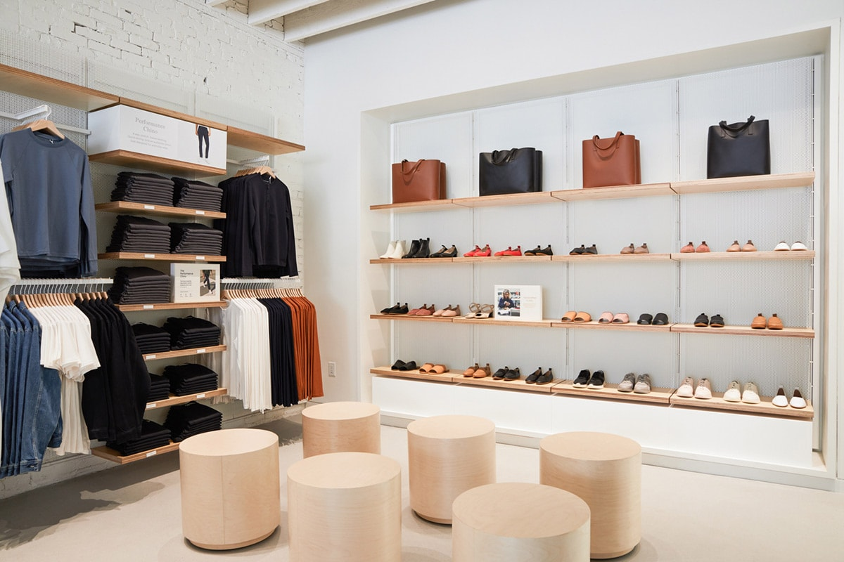 Everlane opens its first permanent Los Angeles store in Venice