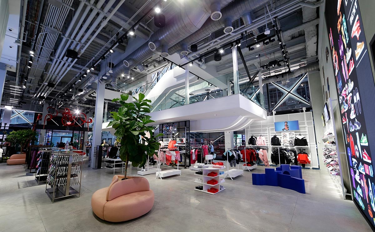 Puma opens doors to new experiential NYC flagship