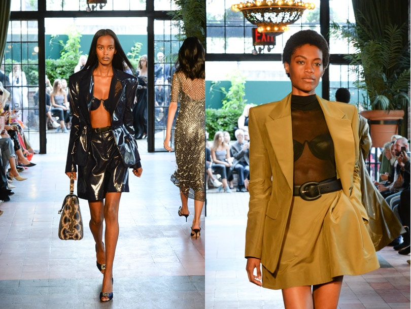 LBV C/O Joss Sackler debuts collection at NYFW