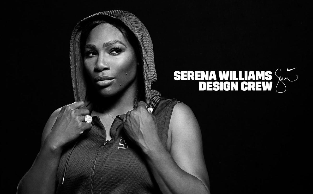 Nike asks emerging designers to create Serena Williams kit
