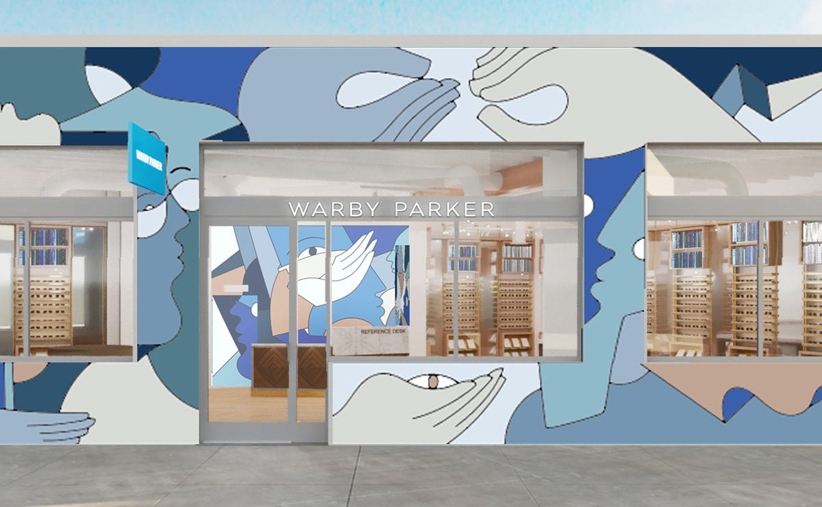 Warby Parker opens new location in Silver Lake, Los Angeles