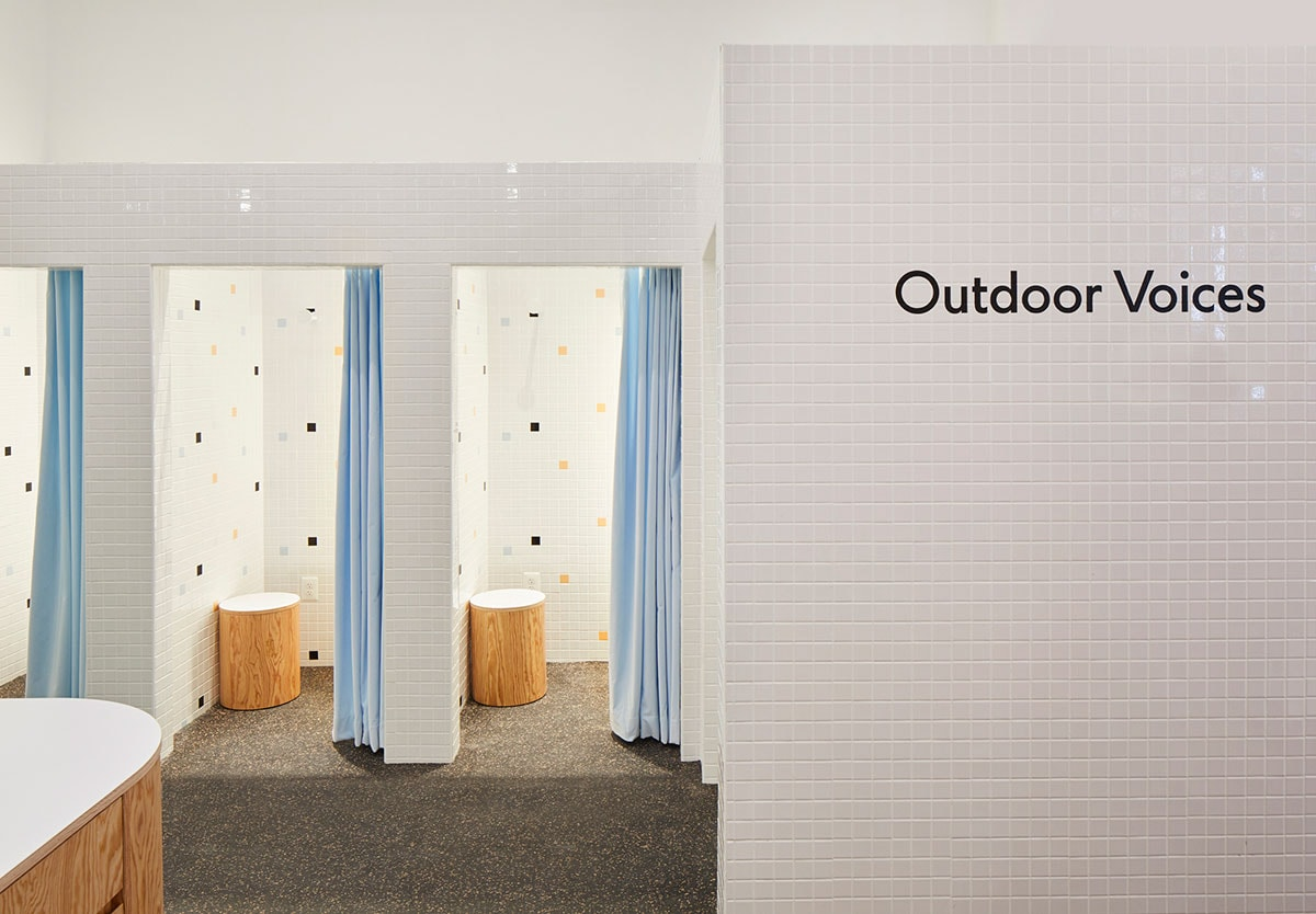 Outdoor Voices opens flagship store in New York