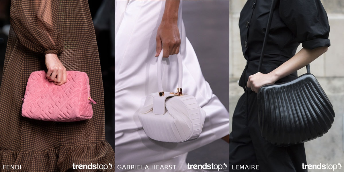 Women's Accessories on the Catwalks Spring Summer 2020