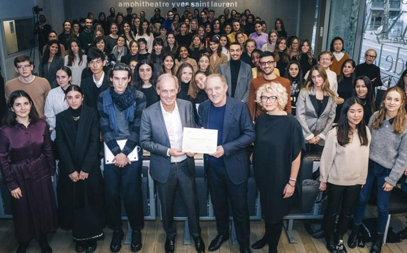"IFM and Kering launch the ""IFM - Kering Sustainability Chair"""