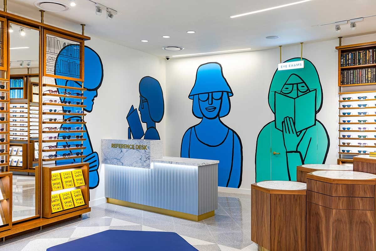 Warby Parker opens final Los Angeles store for 2019
