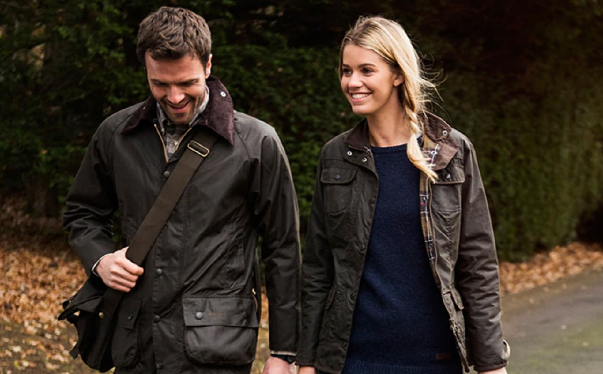 """Barbour closes the year showing strength """"despite a backdrop of uncertainty"""""""