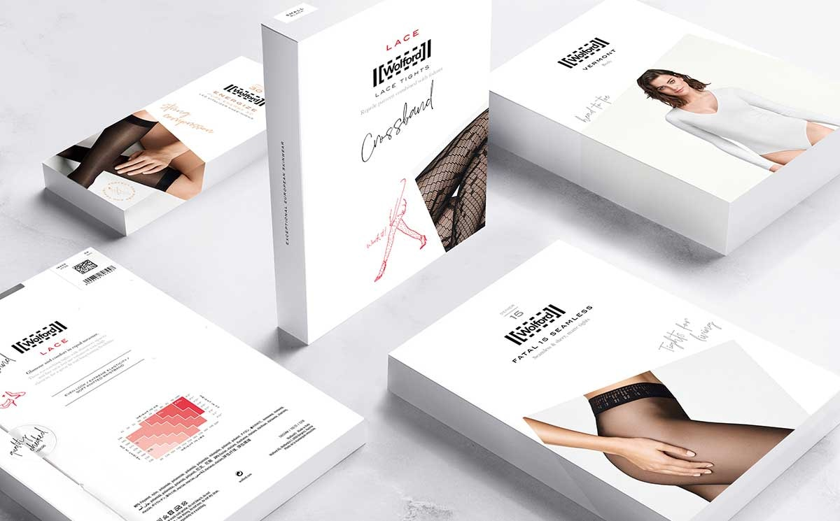 Wolford relaunches packaging