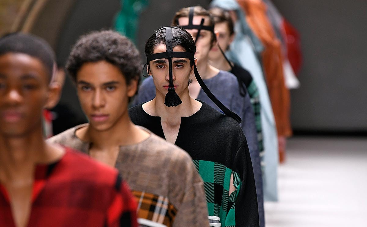 British designer Green makes debut and Abloh returns to Paris men's