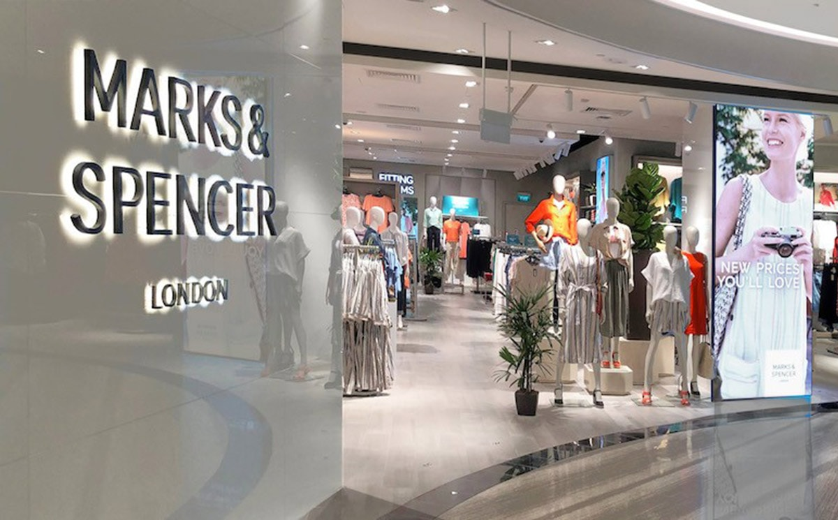 Marks & Spencer appoints new menswear buying director