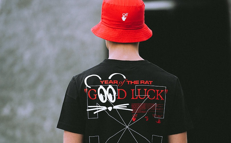 Off-White launches a Lunar New Year collection