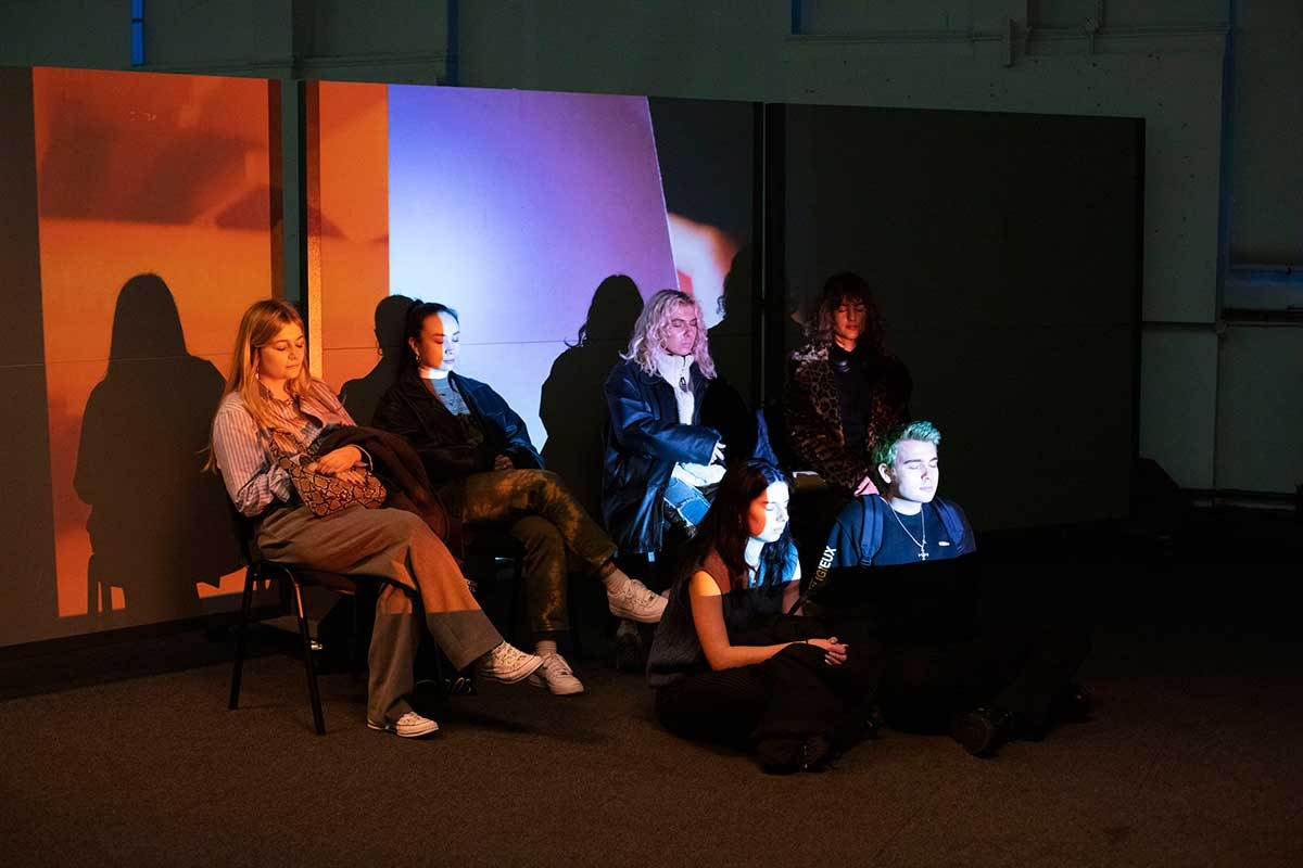 Superimpose launches a new educational programme for LCF students