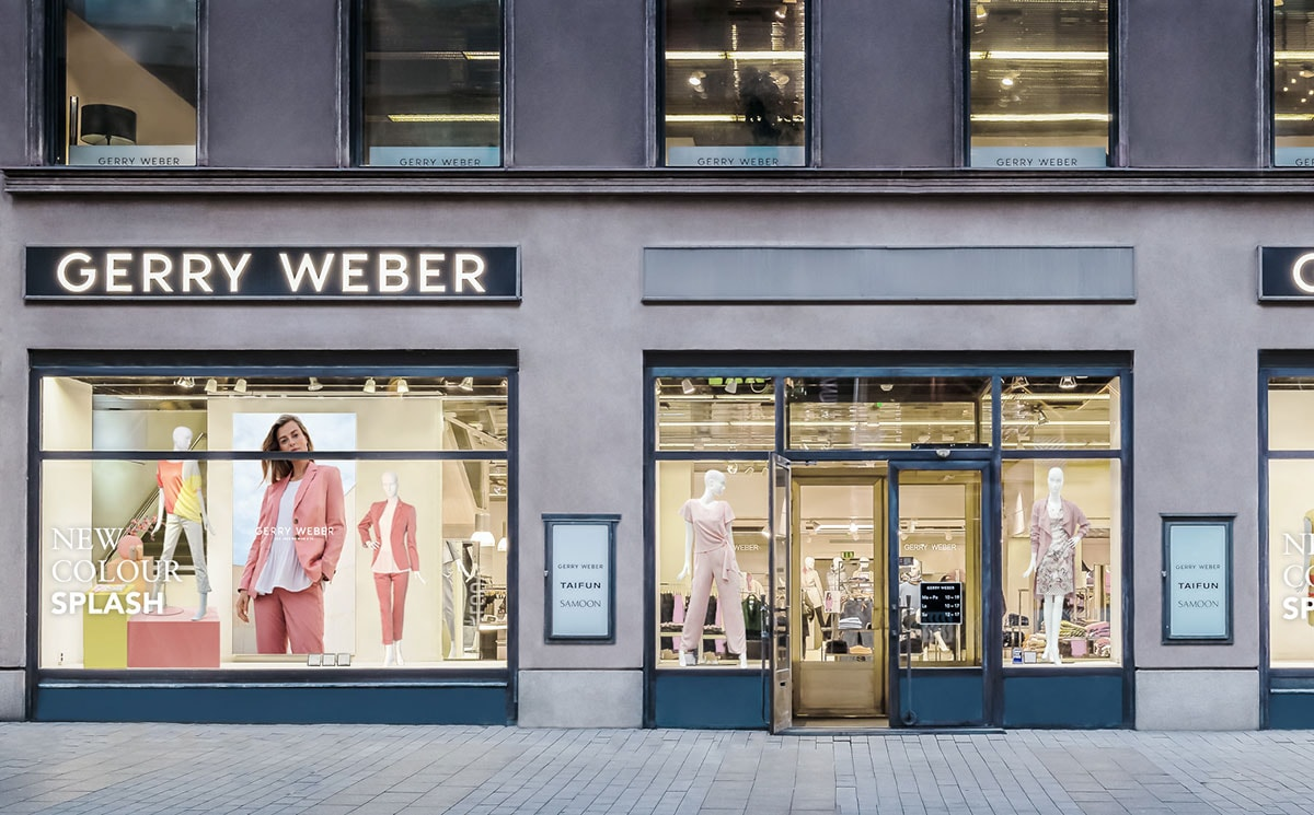 How Gerry Weber is planning its turnaround