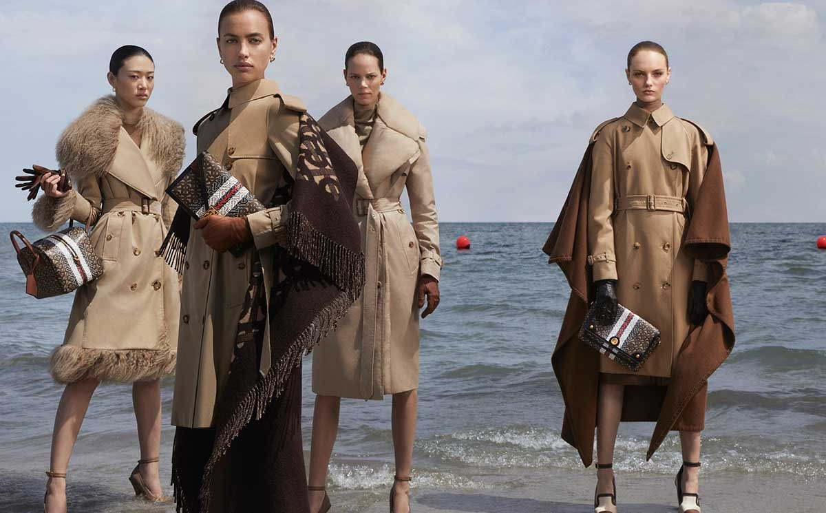 Burberry retools iconic trench coat factory to produce medical gear to fight Covid-19