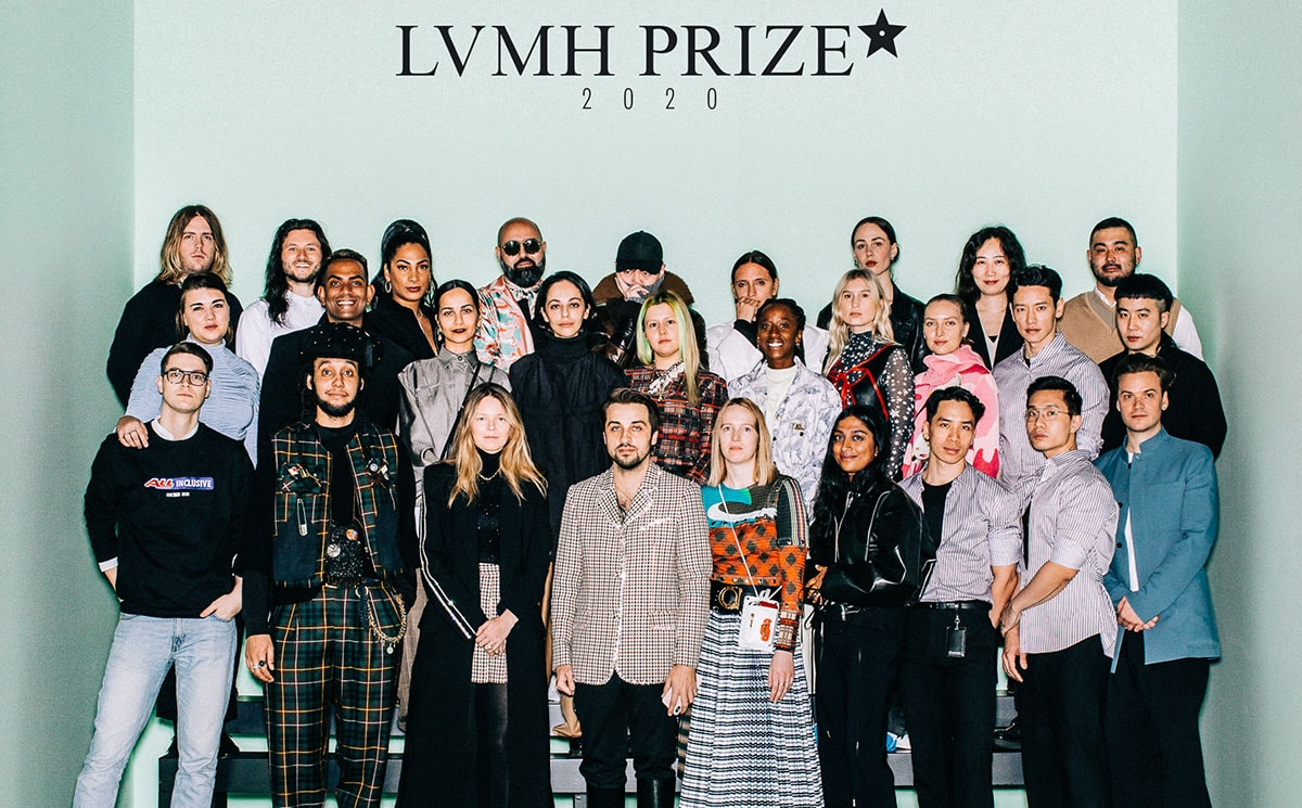 The LVMH Prize to be shared among all 8 finalists