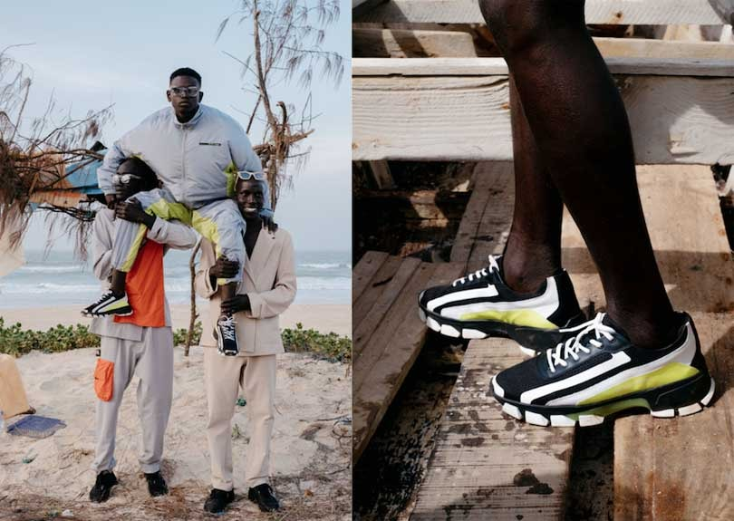 FILLING PIECES TRAVELS TO DAKAR, SENEGAL TO EXPLORE ITS SS20 COLLECTION 'FAMILY'