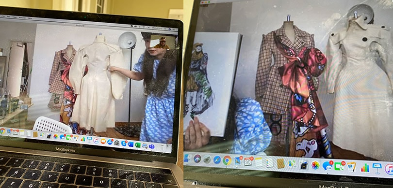 "Online fashion education: ""This is the time to break classic standards"""