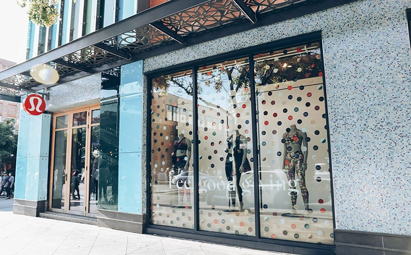 Lululemon and TJX begin reopening stores