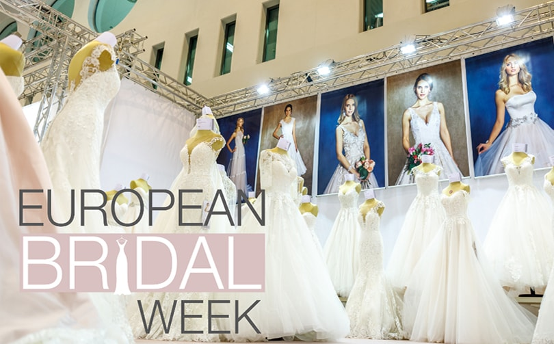 "Bringing back the ""new normal"" for bridal, European Bridal Week 2020 organised with true passion"