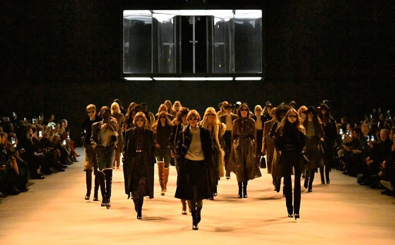 A green light for September fashion week, will the phoenix rise from the ashes?