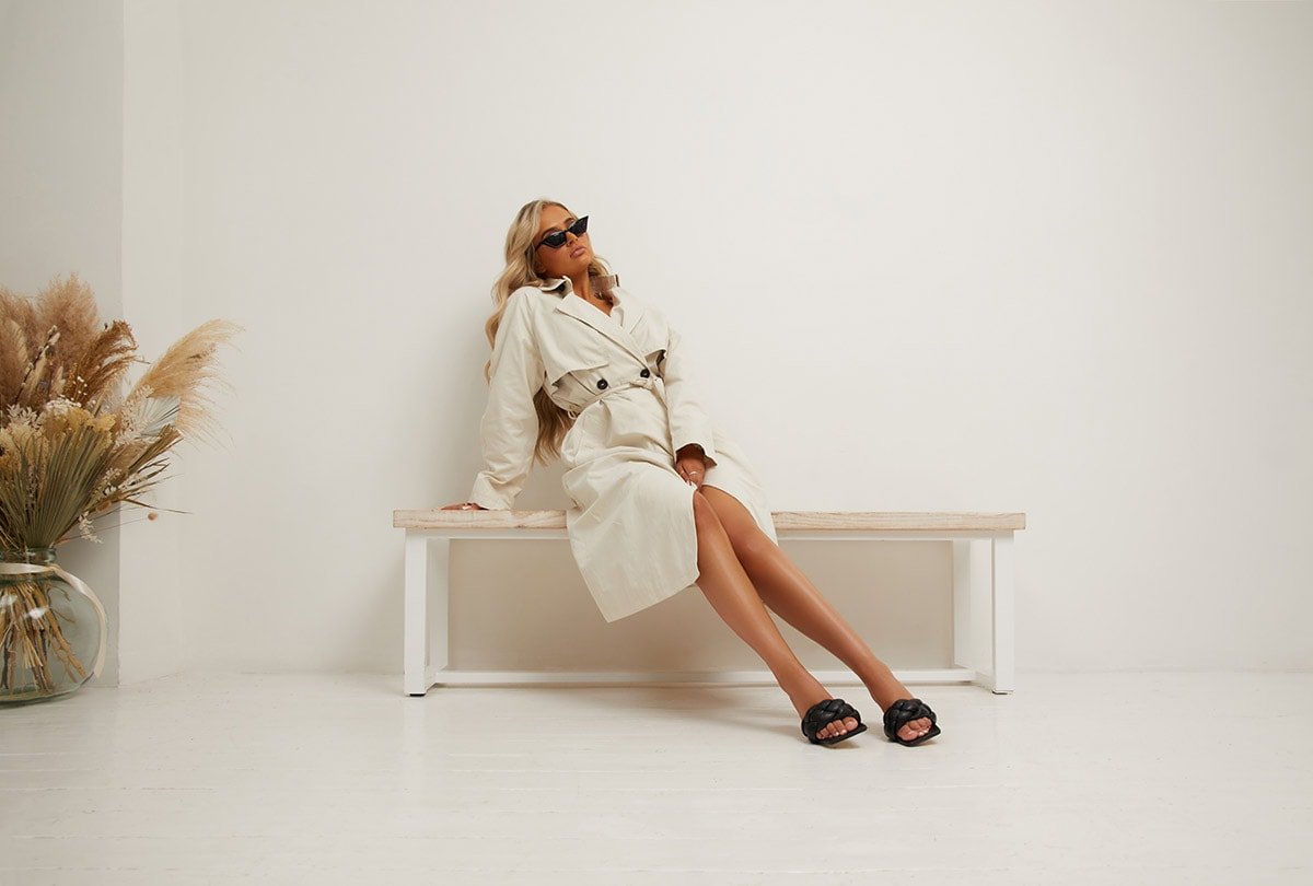 Molly-Mae launches footwear collection with Ego