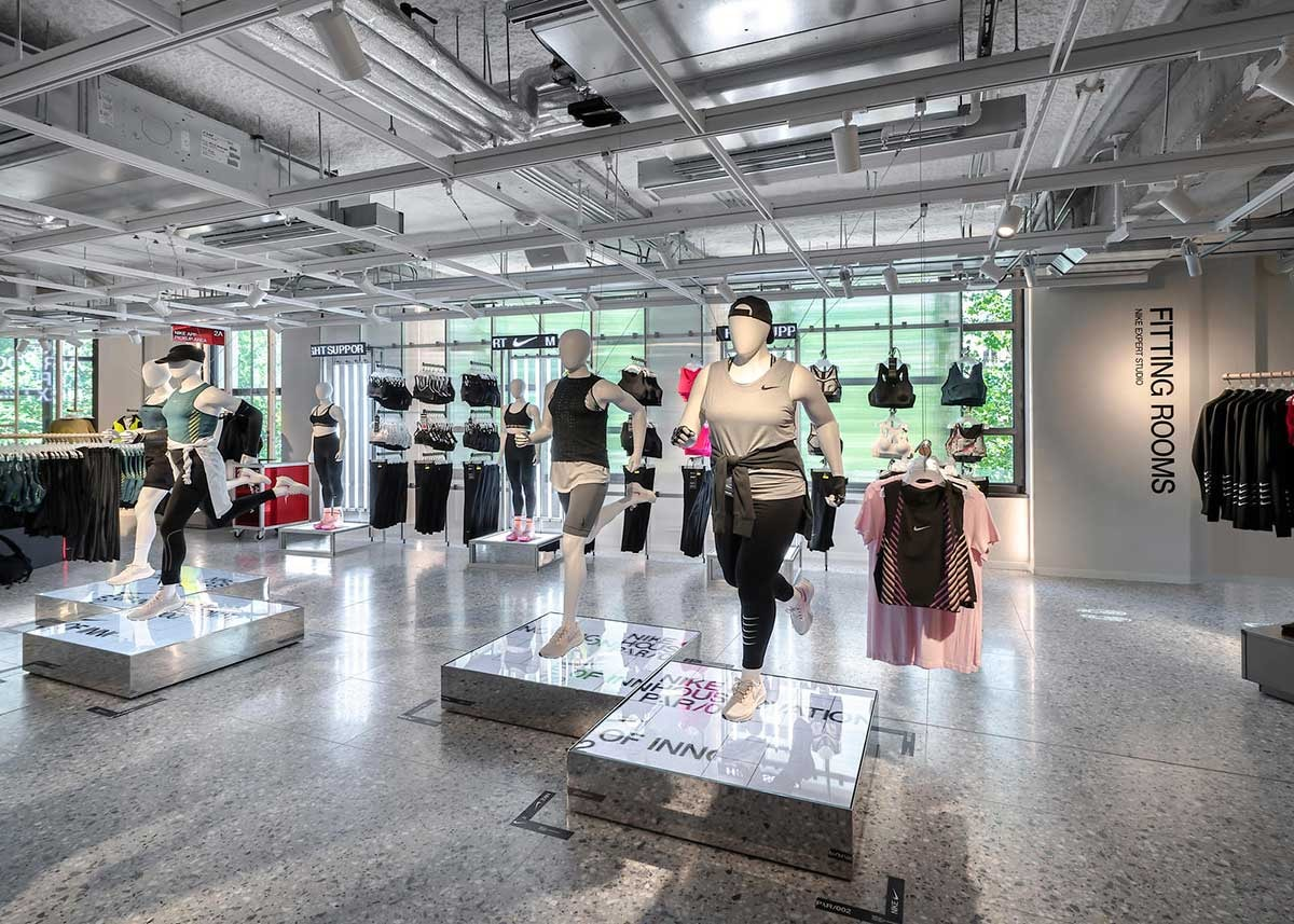 Nike opens first European House of Innovation in Paris