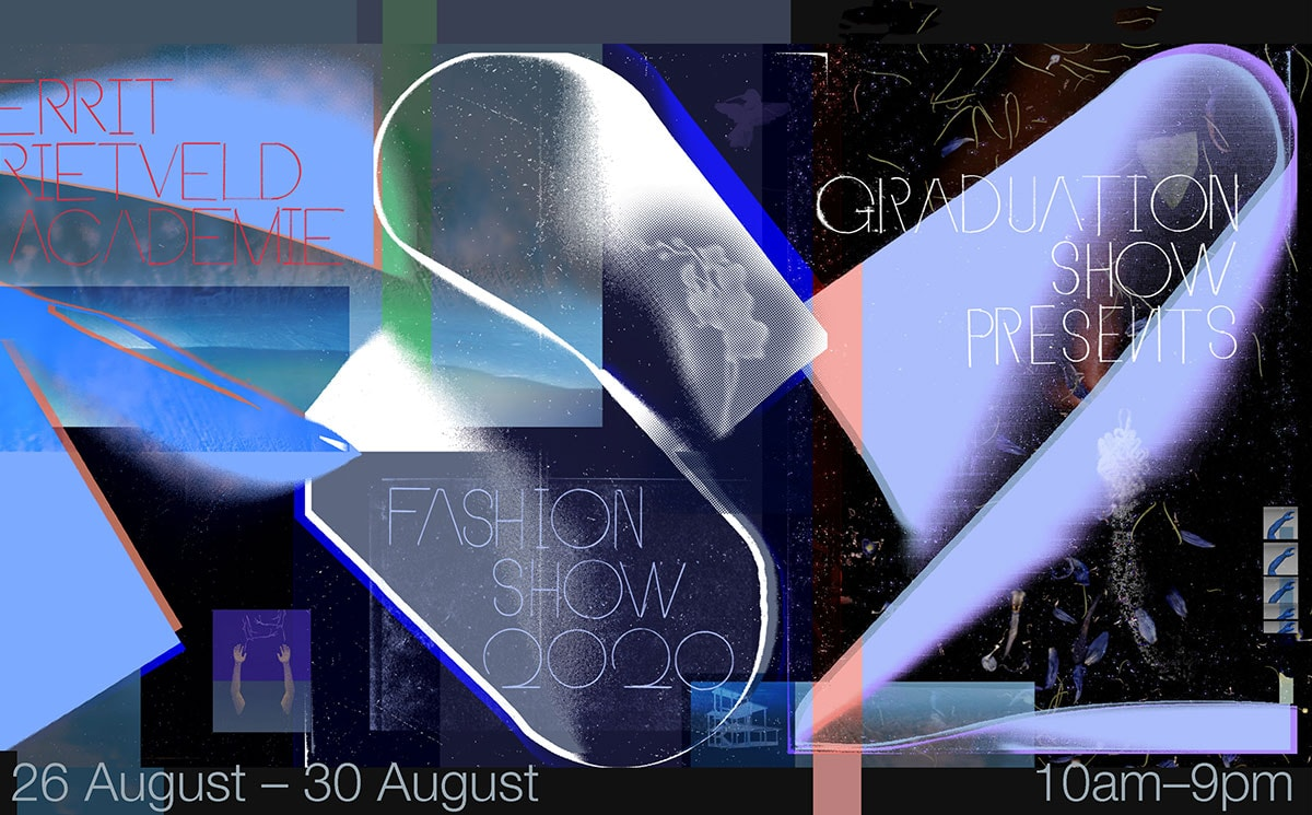 Rietveld Academie Fashion Show 2020 this year five-day event