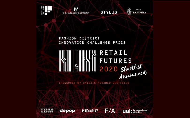 London's Fashion District announces the fourteen tech start-ups shortlisted for Retail Futures 2020