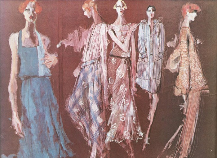 The Graduate Portfolio as Taught by Dries Van Noten