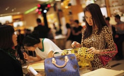 China's yuan carves a bad omen for France's luxury sector
