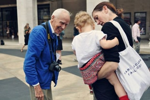 No street secrets for fashion photographer Bill Cunningham