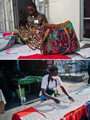Runaways to runway: 'ethical' fashion changing lives of Africa's poor