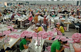 Made-in-China Apparel - good for everyone minus the Chinese