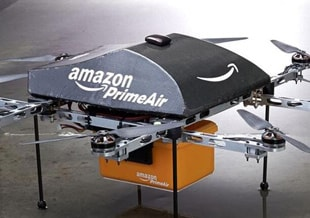 Amazon to test delivery service by air